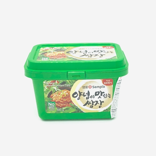 Korean Seasoned Soybean Paste
